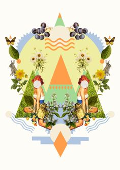 Dreaming of Spring on Behance