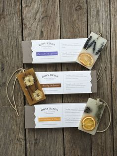 Honey Tobacco is our favorite botanical wax sachet and they're 2 for $20!