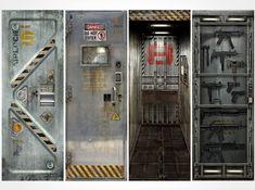 Ouvrez la porte à des univers parallèles avec des stickers Sci-Fi
