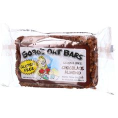 Bobos Oat Bars - All Natural - Gluten Free - Chocolate Almond - 3 oz Bars - Case of 12 - Bobos Oat Bars have a moist and delicious home-made taste unlike any other snack bar on the market. Our bars are made with NON-GMO, natural and organic ingredients and come in ten tasty original flavors and four new gluten-free flavors. Our gluten-free bars are just as outrageously yummy as our original flavors, so theres no feeling of compromise. Bobos Oat Bars are the go-to snack for parents, athletes…