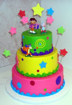 pictures of cakes | Cake Gallery :: Birthday Cakes :: late_april_cakes_023