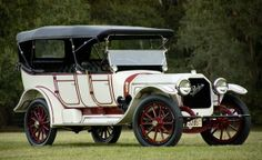 1915 Peerless Touring Car