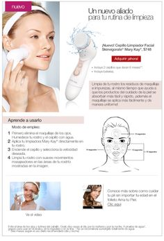 Mary Kay facial brush visit my site for more details!! First time customers always get 10% off WWW.Marykay.com/Becca.authement