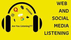 Social Listening: Never Miss a Mention Content Marketing Tools, Amazon Reviews, On Page Seo, Social Media Branding, Game Changer, Research, Being Used, Monitor, Insight