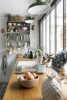 beach house kitchen / sfgirlbybay