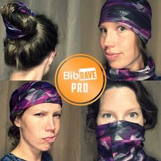 There are SO many ways to keep cozy (but not bulky) with BUFFⓇ's new ThermoNet™ multifunctional headwear! What's YOUR favorite way to wear? #buffusa #buffheadwear #bibravepro