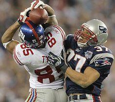 No. 1 Super Bowl XLIII   Giants 17 Patriots 14
