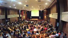 Así vivieron los estudiantes su primer día en la universidad #Landívar #URL #Bienvenida