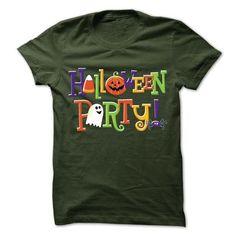 Party Halloween T Shirts, Hoodies, Sweatshirts. CHECK PRICE ==► https://www.sunfrog.com/LifeStyle/Party-Halloween.html?41382