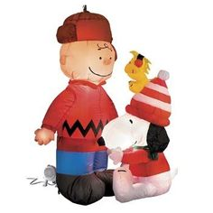 inflatable charlie brown - Google Search