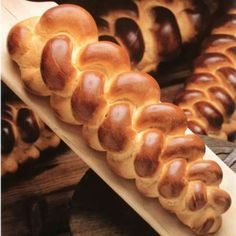 braided bread creations