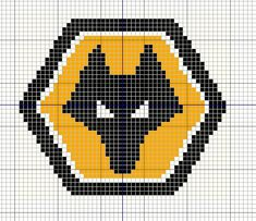 Small Cross Stitch, Cross Stitch Kits, Cross Stitch Charts, Cross Stitch Designs, Melt Beads Patterns, Bead Patterns, Manchester United Badge, Boy Scouts, Fabric Christmas Decorations
