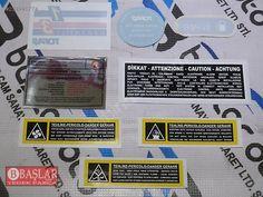 Otomobil & Arazi Aracı yedek parçaları