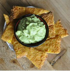 Low Carb Corn Tortilla Chips are the perfect for snack! They go well with your favorite salsa, guacamole or dips, perfect for parties and entertaining, only 2 grams of carbs!