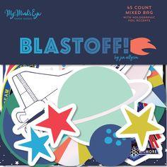 Blast Off Mixed Bag