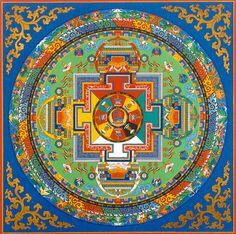 Mandala_Chakrasamvara