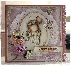 Cards by Camilla: Maja Design