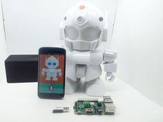 Ubuntu Phone app - MrRobot