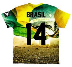 #ELEVENPARIS lança t-shirt da #CopadoMundo. Venha ver a coleção>> http://noticiasdemoda.com.br/news-noticias-moda/item/558-elevenparis-lança-t-shirt-da-copa-do-mundo.html