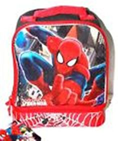 Marvel Ultimate Spider-Man Lunch Bag @ niftywarehouse.com #NiftyWarehouse #Geek #Fun #Entertainment #Products