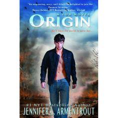 Origin (Lux, #4) by Jennifer L. Armentrout