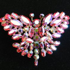 Antique Sherman Brooch ( made in Canada ! Worth a fortune ! ) check grannies jeweler boxes :)