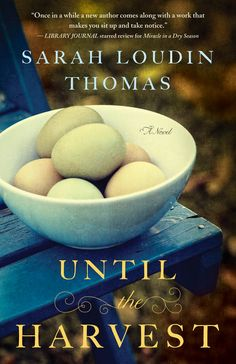 At last--the cover revealed! Until the Harvest releases May 2015.