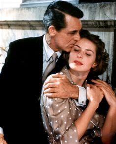 Cary Grant and Ingrid Bergman - Indiscreet (1958)