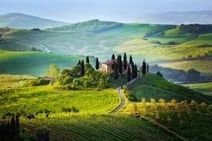 Tuscany biking wine tasting tour
