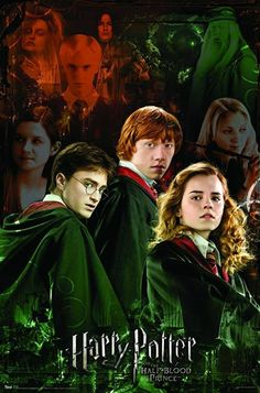 Harry Potter Poster, Harry Potter Films, Harry James Potter, Barn Wood Frames, We Movie, Half Blood, Poster Wall, Room Posters, Movie Posters