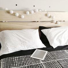 Via Ohyei   Happy Lights   Bedroom   Black and White