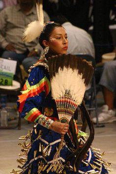 Native American Jingle dress dancers ...XoXo