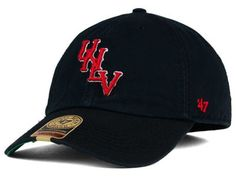 Summer is around the corner, so be sure to shield your eyes with this old school UNLV hat