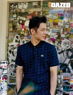 Beenzino is 'Dazed & Confused' in LA for May issue! | Koogle TV