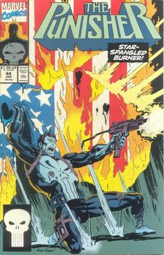 Punisher Vol. 2 # 44 by Andy Kubert