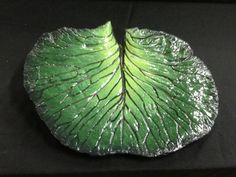 Cabbage Leaf   051 by CoastalCastings on Etsy, $50.00