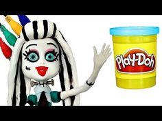 Miniature Monster High Polymer Clay Tutorial (Draculaura) - YouTube