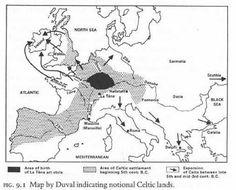 Glockenbecherkultur - Google Search North Sea, Black Sea, The Expanse, Celtic, Map, Google Search, Location Map, Maps