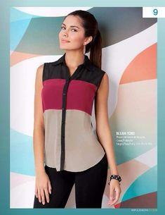 Image result for blusas de chifon elegantes Blouse Styles, Blouse Designs, Trendy Fashion, Womens Fashion, Blouse Dress, Corsage, Refashion, Dress Patterns, Fashion Dresses