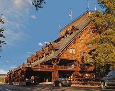 Yellowstone National Park (Old Faithful Inn), WY