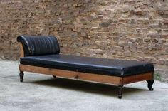 Bicycle tubes upcycled into a chaise longue. Perfect for Mrs Bloomer to recline on after a long day in the saddle! By Puncture Bags