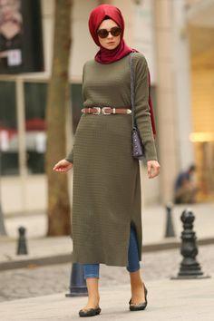 5f0d3880a 11 Best ملابس محجبات كاجوال images | Hijab outfit, Hijab styles ...