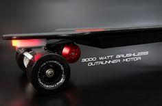 Why Brushless Motors Electric Skateboard? - Metroboard Electric ...