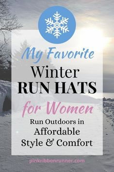 Quality winter running hats are a must for cold weather runs. I review my favorite headwear picks for women that are durable, comfortable, affordable and fashionable. Running In Cold Weather, Winter Running, Strength Training Workouts, Running Workouts, Cross Training For Runners, Running Half Marathons, Prenatal Workout, Running For Beginners, Love Fitness