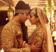 Ranbir and Anushka