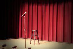 Do a stand-up comedy set.