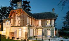 Relais du Silence les Villas d'Arromanches à Arromanches-les-Bains : 1 nuit en Normandie à l'Arromanches-les-Bains: #ARROMANCHES-LES-BAINS…
