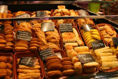 Barcelona, Spain: Sweet and Salty at La Boqueria and Beyond ...