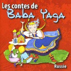 S'ouvrir aux cultures du monde pour les fêtes de Noël : Disque de contes russes pour les enfants avec le conte de Noël Michka (et aussi Baba Yaga, Roule Galette, ...) #contesrusses #MichkaConteNoëlRusse