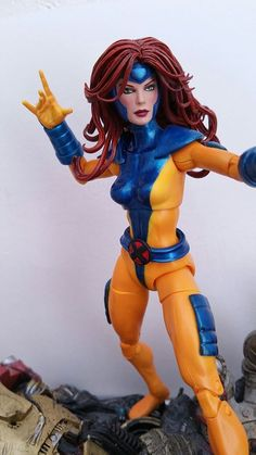Jean Grey (Marvel Legends) Custom Action Figure